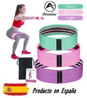 Bandas de Resistencia 3 piezas 100% Original Yoga / Fitness (Alta Calidad)