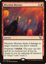 1 MIZZIUM MORTARS ~mtg NM Commander 2015 Rare x1
