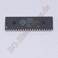 1 x Z0840004PSC Microcontroller, Z80A-CPU/4MHz: Central pro Zilog DIP-40 1pcs