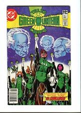 Tales Of The Green Lantern Corps  1 . DC 1981-Origin of G.L/ Guardians - FN /VF