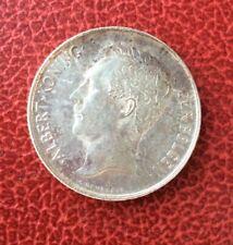 Belgique - Albert Ier - Superbe monnaie de  2  Francs  1912 VL'