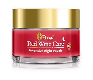 Ava Laboratorium RED WINE CARE Intensive Night Repair Cream for Mature Skin 50ml