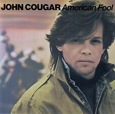 JOHN COUGAR : AMERICAN FOOL / CD (MERCURY 814 993-2) - TOP-ZUSTAND