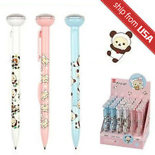 Lot 3pcs Kawaii Rilakkuma Figure Panda Cat Bear 0.5mm Mechanical Pencil Pen Cute