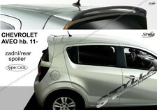 SPOILER REAR ROOF CHEVROLET AVEO WING ACCESSORIES
