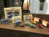 Collection Of Boxed Matchbox Models Of Yesteryear Models & Majorette Set
