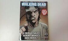 walking dead,comics,magazine,13,NEUF,novembre 2015,DELCOURT,dispo