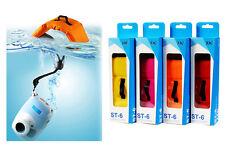 Unterwasser Kameraschlaufe für wasserdichte Kameras Farbe ORANGE