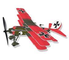 DR 1 Tri-plane Rubber Band Powered Model History Airplane Kit: Lyonaeec 22001 G1