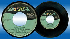 Philippines FRED PANOPIO Naku! Inday 45 rpm OPM Record