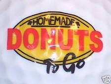 Food - Donuts To Go Logo Golf Ball Balls