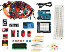 Arduino original arduino Leonardo Board Experimentation Kit Bread board LED LM35