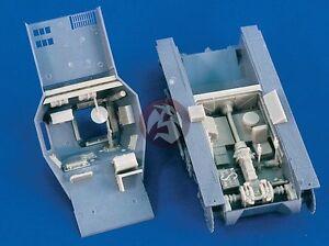 Verlinden 1/35 Panzer I Command Version Interior Detail Set (for Italeri) 1999