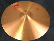 "Paiste 2002 19"" Classic Crash Cymbal - Excellent Demo Model"