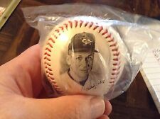 Cal Ripken limited edition photo ball by the numbers