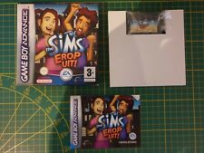 GAME BOY GAMEBOY ADVANCE GBA BOXED BOITE THE SIMS EROP UIT AGB-ASIP-HOL