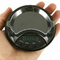 Elettronica Piccolo Digitale Tascabile Oro Gioielli Peso Bilance 0.01g A 500g UK