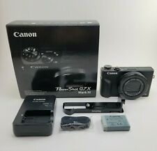 Canon PowerShot G7 X Mark III 4K Camera Plus SmallRig Dual Cold Shoe Mount