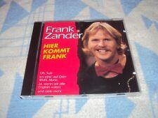 Hier Kommt Frank   Frank Zander   CD