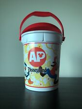 Disneyland Popcorn Bucket Mickey Mouse & Friends Annual Pass Holder Exclusive