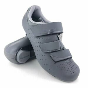 Shimano SH-RP 201 All-Rounder Cycling Shoes EUR 39 Womens Size 7.2 Gray 3-Bolt