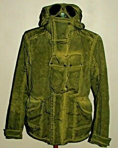 BNWT C.P. Company Goggle Nycra Camouflage Padded  Jacket  Size  M    RP £750.00