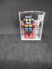 "Kikkerland Robot Pencil Sharpener Walking Toy 4"" *works*"
