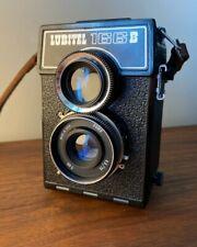 Lubitel 166B Tlr Medium Format (Film Tested)
