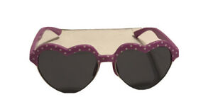 Gymboree Girls Heart Pink  Sunglasses Ages 23456