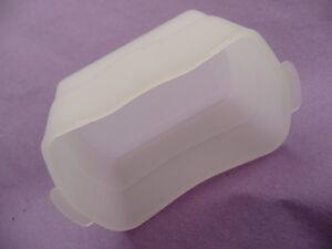 580EX II Flash Bounce White Diffuser light box for Canon Speedlite 580EX UK