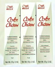 Wella Color Charm Light Golden Brown 435/5g 3 Pack