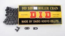 D.I.D DID 520STD X 104 Links Drive Chain yamaha honda kawasaki suzuki 520 x 104