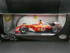 Hot Wheels 1:18 Michael Schumacher Ferrari F2001 Marlboro # 50202