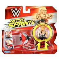 Playmates Toys Brock Lesnar WWE Nitro Sprints Toy Wrestling With Beast Bike NEW