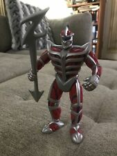 1995 Bandai Power Rangers : Lord Zedd Action Figure