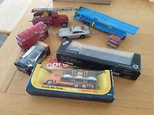 Corgi Dinky Siku Cars Lorries James Bond Chipperfields Bus Job Lot Bundle