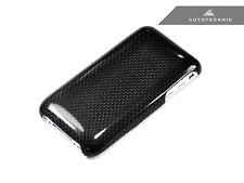 GENUINE AUTOTECKNIC CARBON FIBER IPHONE 3G 3Gs COVER CASE - LIMITED QUANTITY