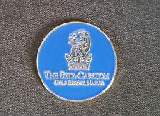 RITZ CARLTON Golf Ball Marker