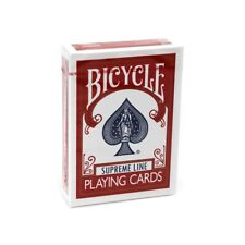 Bicycle Supreme Line Playing Cards - Red