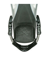 Tusa TA-81 Stainless Steel Spring Straps Scuba Dive Fins w/ EZ Buckle System LG