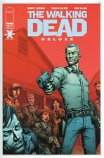 The Walking Dead Deluxe #12 Finch Cover A New!