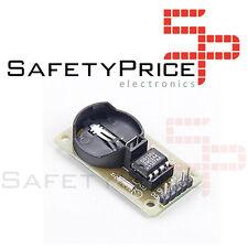 Modulo RTC DS1302 Reloj Tiempo Real AVR PIC Arduino SP