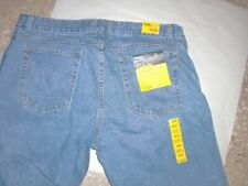 CABELA'S relaxed fit blue denim Jeans 38 x 32 NEW WITH TAGS