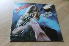 ted nugent weekend warriors vinyl