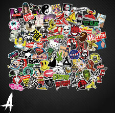 500 autocollant Sticker Cartoon Graffiti pr voiture Moto Velo Skateboard bagage