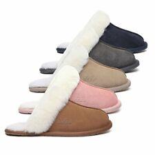 【SALE】UGG Unisex Slippers/Scuffs Rosa Premium Australian Sheepskin lining insole