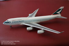 JC Wing Cathay Pacific Airways Boeing 747-400 Old Color Diecast Model 1:200