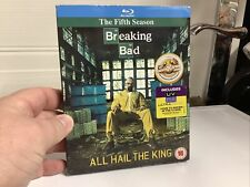 Breaking Bad - Series 5 - Complete (Blu-ray, 2013, 2-Disc Set) Rated 15