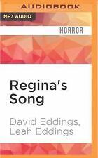 Regina's Song by David Eddings and Leah Eddings (2016, MP3 CD, Unabridged)