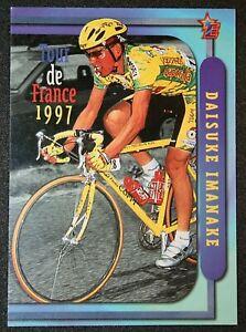 Tour de France  Cycling  Team Polti  Daisuke Imanake  Colour  Photo Card
